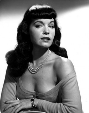 Bettie Page: Look how far we haven't come...