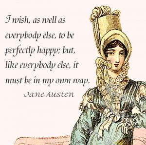 25+ Exclusive Jane Austen Quotes