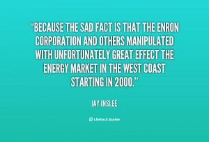 Sad Fact Quotes