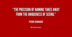Precision Quotes