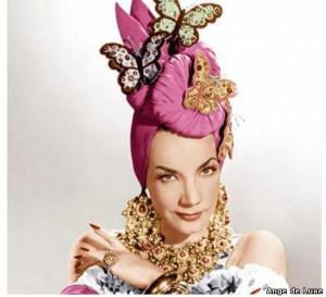 Carmen Miranda | Love is in the air