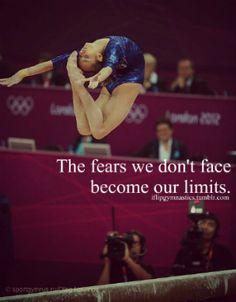 Gymnastics Quotes on Pinterest