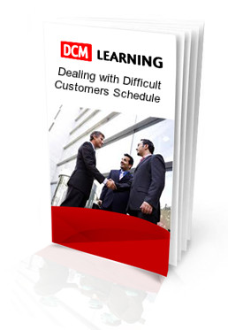... the 2014 Dealing with Difficult Customers Course schedule instantly