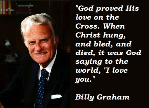 Billy Graham: Vote for Biblical Values This Nov. 6 - Billy Graham ...