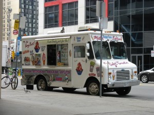Funny Ice Cream Truck