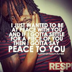 Wale quote!