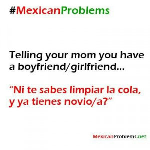 Thats wut my mom says