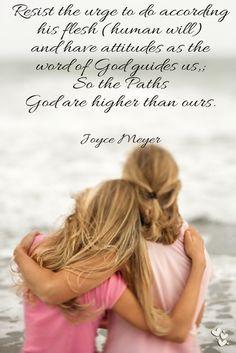Joyce Meyer #quotes #faith
