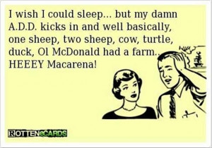 funny sleeping quotes
