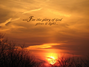 Faith, Hope and Love.....
