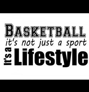 Basketball is awesome