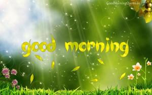 Beautiful Good Morning Wallpaper HD Images