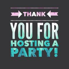 thank you for hosting a party https www youniqueproducts com ...