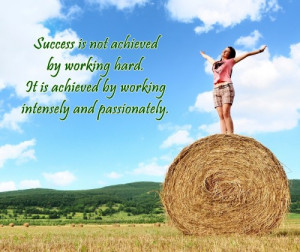 Quotes Achievement Through Hard Work ~ 30+ Motivational Quotes For ...