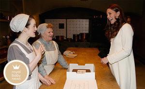 Total Pregnancy Brain? Kate Middleton's Hilarious Quote