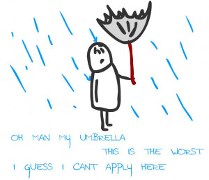 Funnies pictures about Bad Weather Jokes