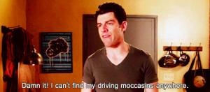 Driving moccasins. @Callie Kowalski The Jar! Haha