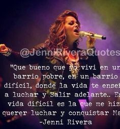 Jenni Rivera quotes !!
