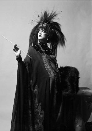 Marisa Berenson as Marchesa Luisa Casati - 1972 - The Rothschild Ball ...