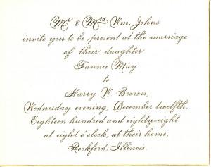 Printable Wedding Invitation Quotes