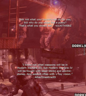 Googled Call Of Duty Quotes Was Not Disappointed by flying-pancake ...