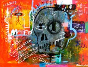 Art: THE VIRTUE OF SELFISHNESS by Artist Christian Mengele