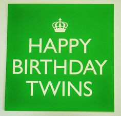 We renew happy birthday quotes for twin sisters slides to make you ...