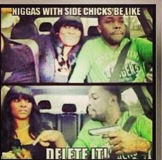 Side chick More