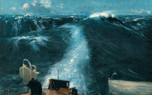 John Singer Sargent's Atlantic Storm - Sargent and the Sea at the ...