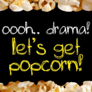Too much drama, not enough popcorn.