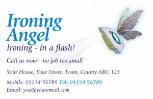 ... preview your business card, you will be able to ask us to