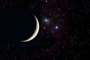 Psalms 136:9 (KJV): The moon and stars to rule by night: for his mercy ...
