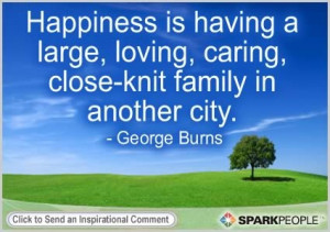 Motivational Quote by George Burns