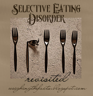 eating disorder may also be known as sed picky eating fussy eating ...