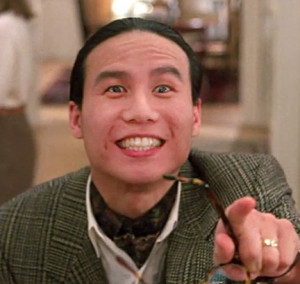 BD Wong Father of the Bride
