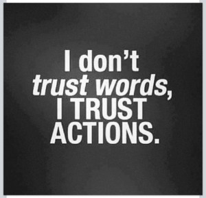 Actions speak louder than words!!!: Life Quotes, Inspiration, True ...