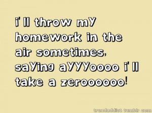 dynamite, funny, homework, taio cruz, text - inspiring picture on ...