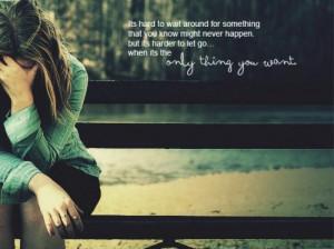 girl, quote, sad, text, typography