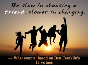 Ben Franklin Quotes Poverty