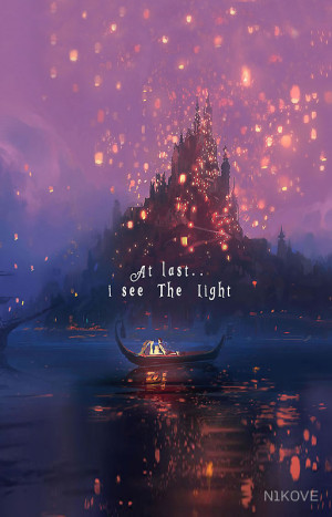 Disney Quotes Tangled Disney Tangled Castle Lights