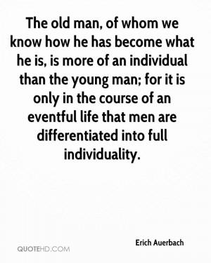 Erich Auerbach Quotes