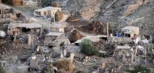 magnitude earthquake hit a region near the Iran-Pakistan border ...