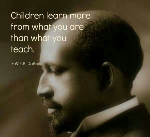 Quote from W.E.B. Dubois