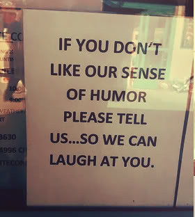 Sense Of Humor Quotes & Sayings