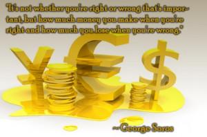 George Soros Quote: