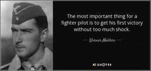 Fighter Pilot Quotes