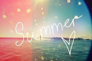 Even though summer is almost over..