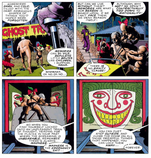 Memorable quotes: Batman - The Killing Joke