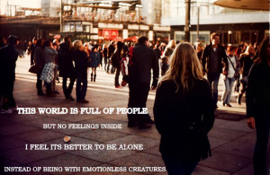 Alone-Girl-Quotes-Sad-Walking-Crowd-Better-To-Be-Alone-Walking-Hurt ...