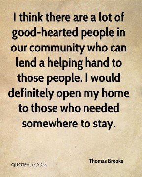 good hearted person quotes